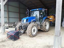 New Holland T6.165EC