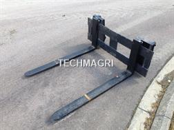 Techmagri Fourche palette CAP-FE 2T500 MANITOU MERLO JCB EUR