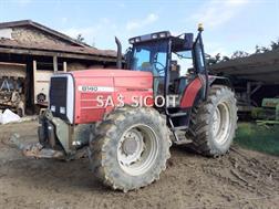 Massey Ferguson Tracteur agricole 8140 Massey Ferguson
