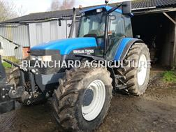 New Holland TM 165 POWER