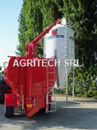 AGRITECH CITERNES A CHARIOT MOD. AG10
