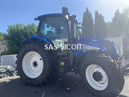 New Holland Tracteur agricole T5.120 Auto Command New Holland