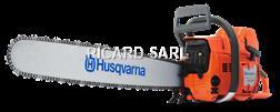Husqvarna Tronçonneuse 395XP Husqvarna