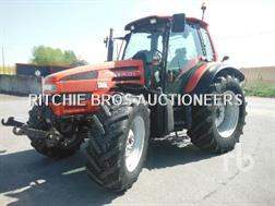Same RUBIN 135 4WD Agricultural Tractor