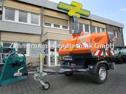 Jensen A540M Drehkranz
