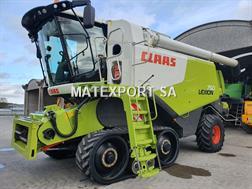 Claas LEXION 750 TT 40Km/H