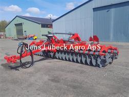 Unia Ares XL 600 Bugseret