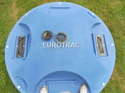 Eurotrac BAC A ROUES 1000 LITRES