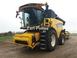 New Holland CX 8.70 GABARIT ROUTIER