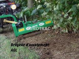 Boxer BROYEUR D'ACCOTEMENT AGL 125
