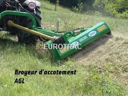Boxer BROYEUR D'ACCOTEMENT AGL 165