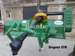 Geo BROYEUR D'ACCOTEMENT EFM 155
