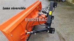 Eurotrac LAME DENEIGEMENT REVERSIBLE 260