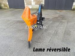 Eurotrac LAME DENEIGEMENT REVERSIBLE 300