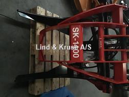 Fransgard SK-1400 Skovklo M/ Euro