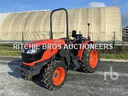 Kubota M5091 NARROW 4WD Agricultural Tractor