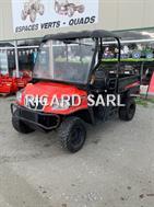 Kioti Quad - transporteur Mechron 2230 Kioti