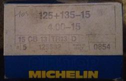 Michelin Chambre à air