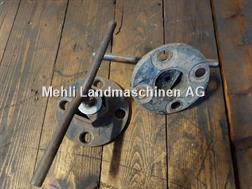 Rapid 45 mm ZB Flansch