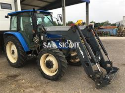 New Holland Tracteur agricole TL90 A New Holland
