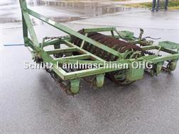 Müller Frontpacker, Zwischenachspacker, 1.65m Arbeitsbrei