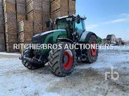 Fendt 936 Vario 4WD Agricultural Tractor