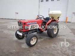 Yanmar 17B 4x4 Tracteur Utilitaire 4WD