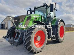 Fendt 828 S4 PROFI PLUS