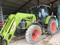 Claas ARION 610 T4F