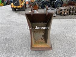 Divers Talud bak 54 - 114cm Verachtert CW30/40 aansluitin