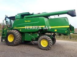 John Deere T660 i HILLMASTE