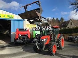 Kubota Tracteur agricole M8560DTHQ Kubota