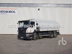 Scania 340 19000 Litre 6x2