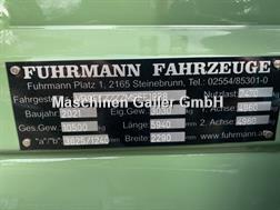 Fuhrmann Fuhrmann FF 10.500 ALPIN 1 TDS10414AL