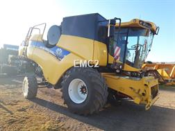 New Holland CX 6090 LATERALE