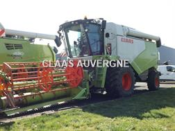 Claas TUCANO 420 & C540 REPLIABLE