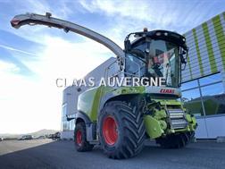 Claas JAGUAR 850 T4I