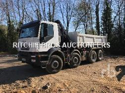 Iveco EUROTRAKKER 410 8x4