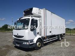 Renault MIDLUM 4x2 Camion Frigorifique 4x2