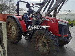 Massey Ferguson 4709 ARCEAU