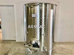 ARSILAC - NEUF - Cuve inox 304 - 16 HL