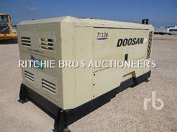 Doosan 7/170 Compressor 250 CFM 7 Bar