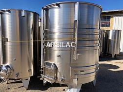 ARSILAC - NEUF - Cuve inox 304 - 52 HL