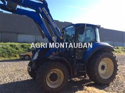 New Holland T 5.110 + CHARGEUR