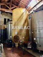 ARSILAC - Cuve fibre - 80 HL