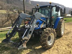 New Holland Tracteur agricole T5060 New Holland