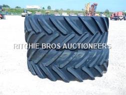 Michelin 650/65R42 Qte De 2 Pneus Qty Of 2