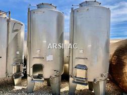ARSILAC - Cuve inox - 51 HL