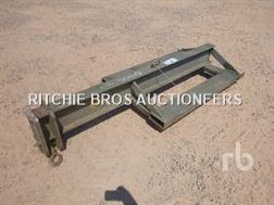 Magsi PSF200 Potence Q/C 2000 Kg Forklift