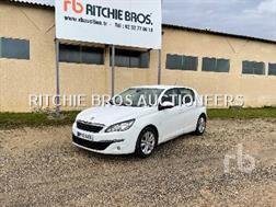 Peugeot 308 Blue HDI 4x2
